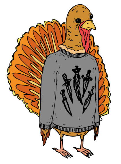 picture library Funny turkey png