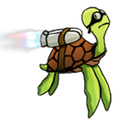 graphic freeuse stock Flying Turtle