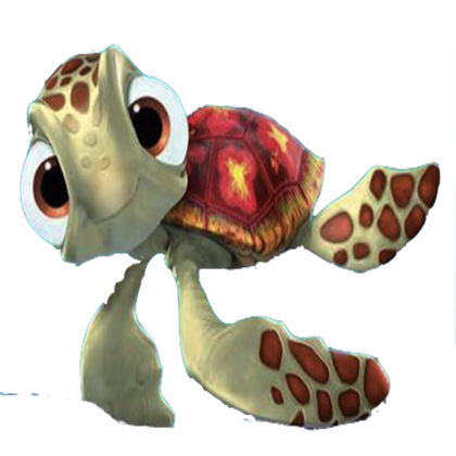 clip free library turtle transparent finding nemo