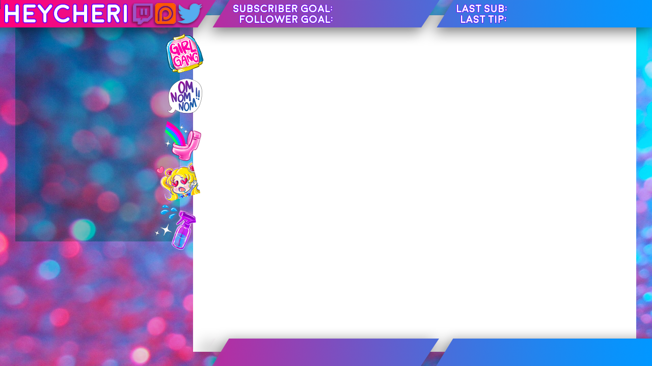 image library library My Twitch Overlay