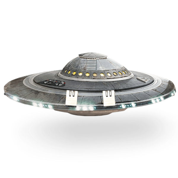 picture library library UFO Spaceship png image