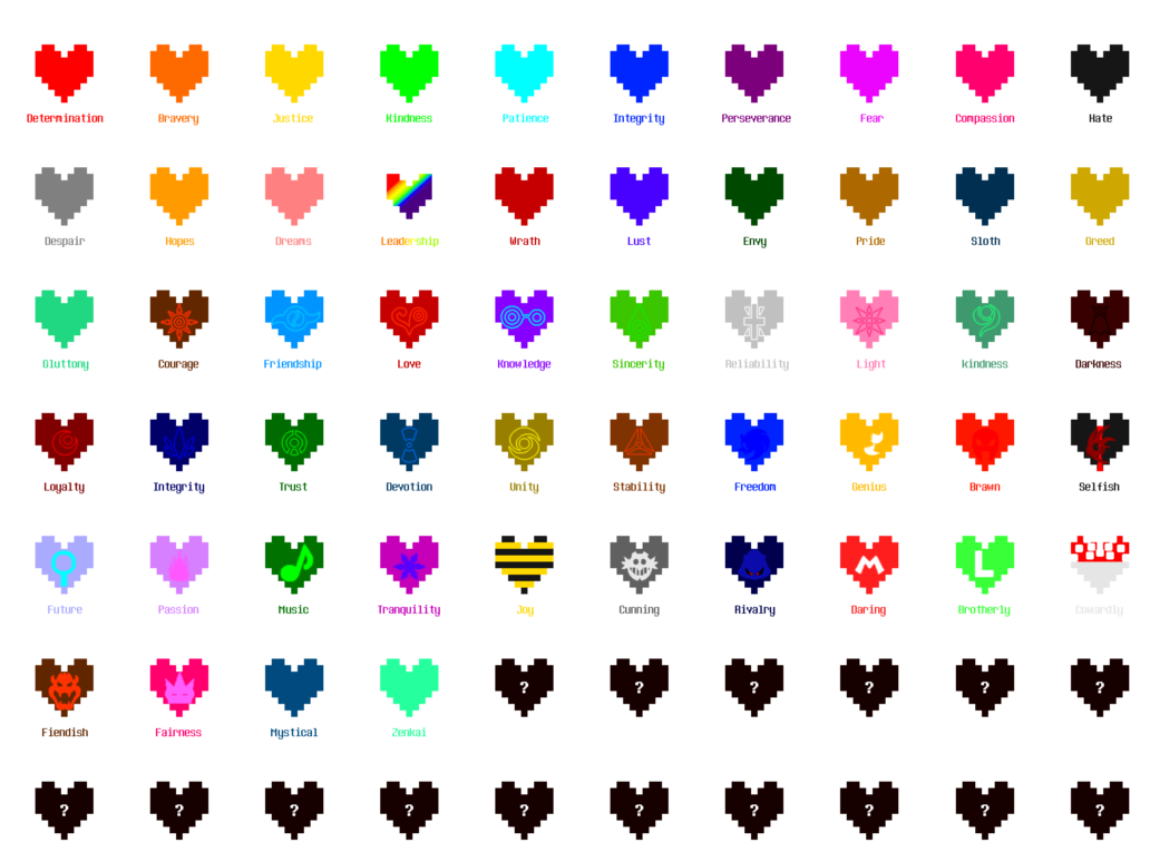picture library library Undertale