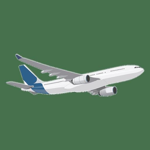 image transparent Plane ascending png svg. Vector aviation transparent