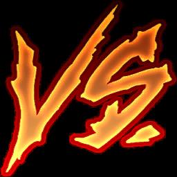 image black and white Transparent vs. Image png death battle.