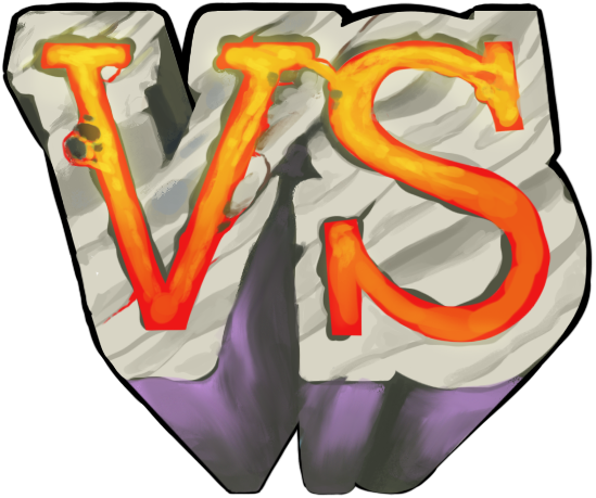 clipart download Versus graphic for fighting. Transparent vs