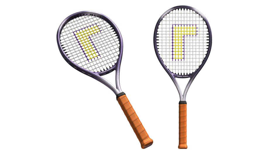 jpg freeuse Image mto png nintendo. Transparent waluigi tennis racket
