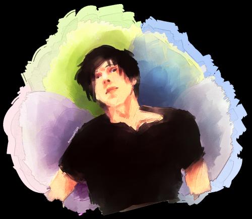vector freeuse transparent watercolors
