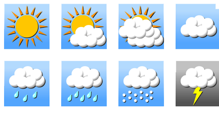 picture free stock Report png images all. Transparent weather forecast