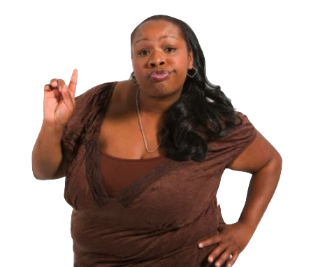 graphic transparent Sassy Woman PNG Transparent Sassy Woman