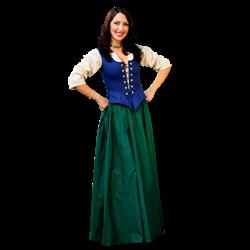 transparent download transparent woman medieval #107002430