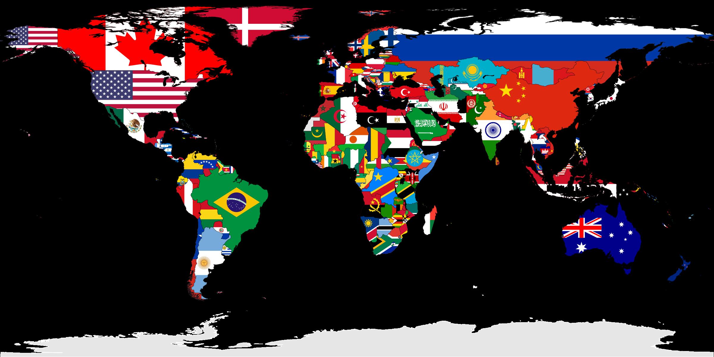 picture transparent world flag #107028781