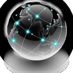 banner black and white stock Internet PNG Transparent Internet