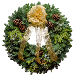 clip download Christmas Wreaths