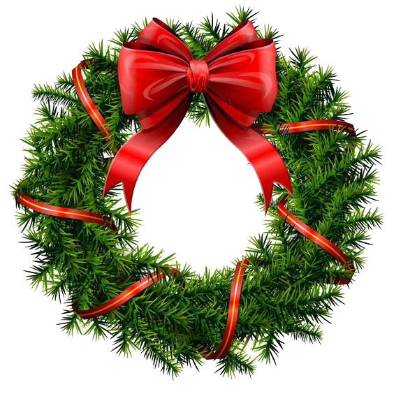 picture royalty free Christmas Wreath PNG File