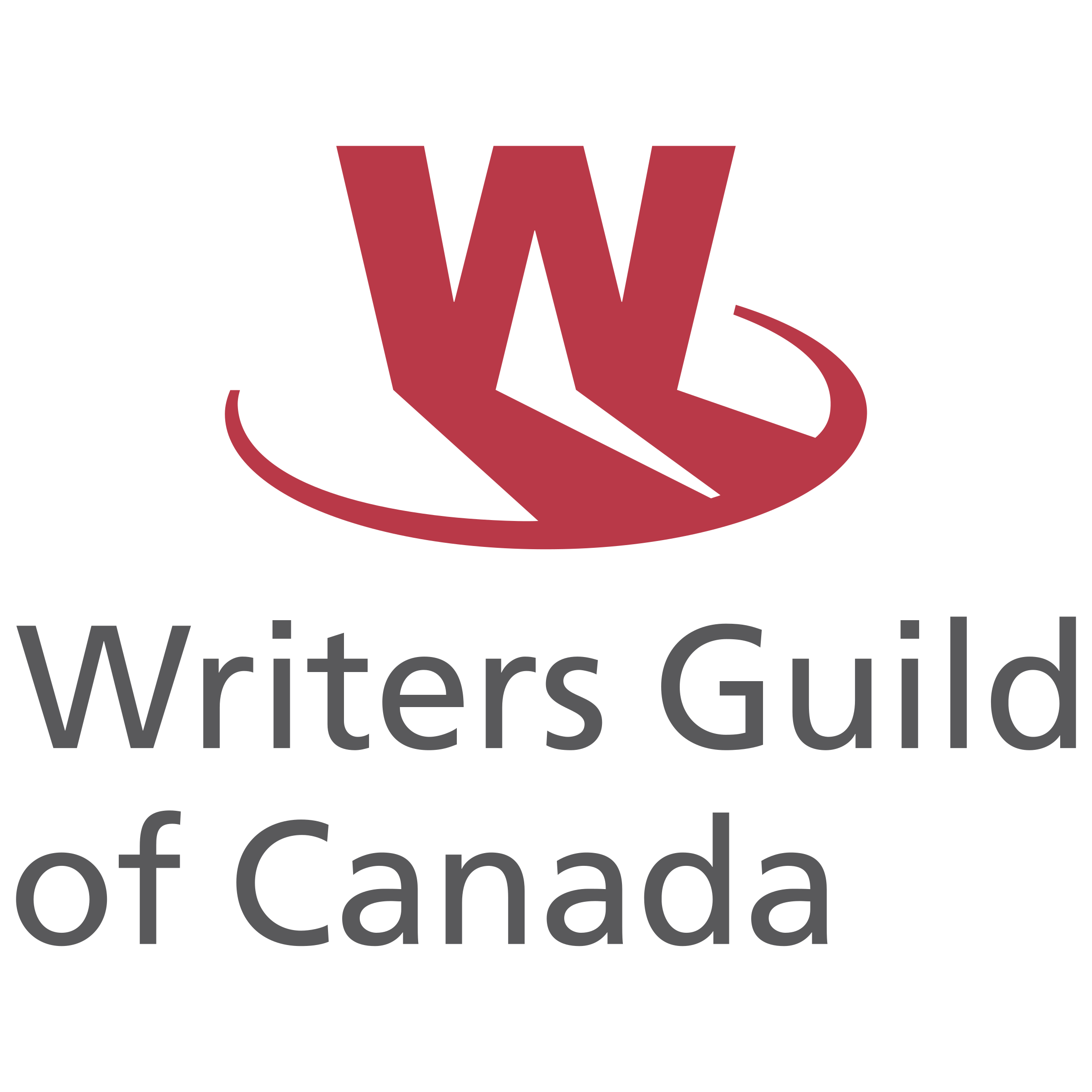 picture black and white Writers of canada logo. Writer clipart guild