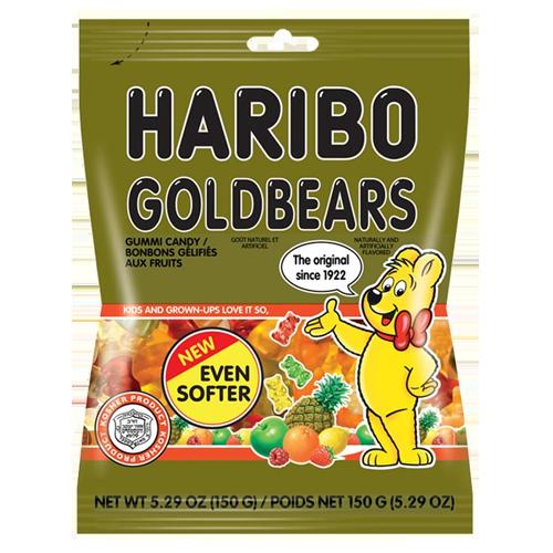 clip art freeuse library Haribo Kosher Gold Bears Gummi Candy