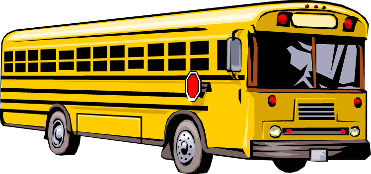 clipart freeuse stock School bus free on. Transportation clipart.