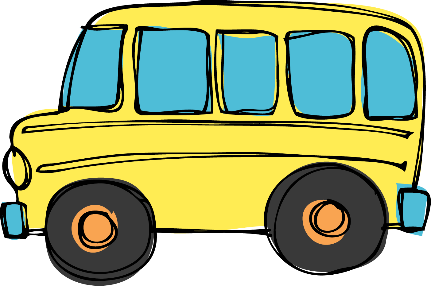 banner free stock Transportation clipart. School bus .