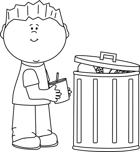 transparent library Trashcan clipart garbage pickup. Take out trash home