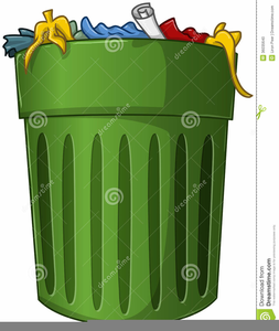 image black and white download Trashcan clipart animated. Trash can free images.