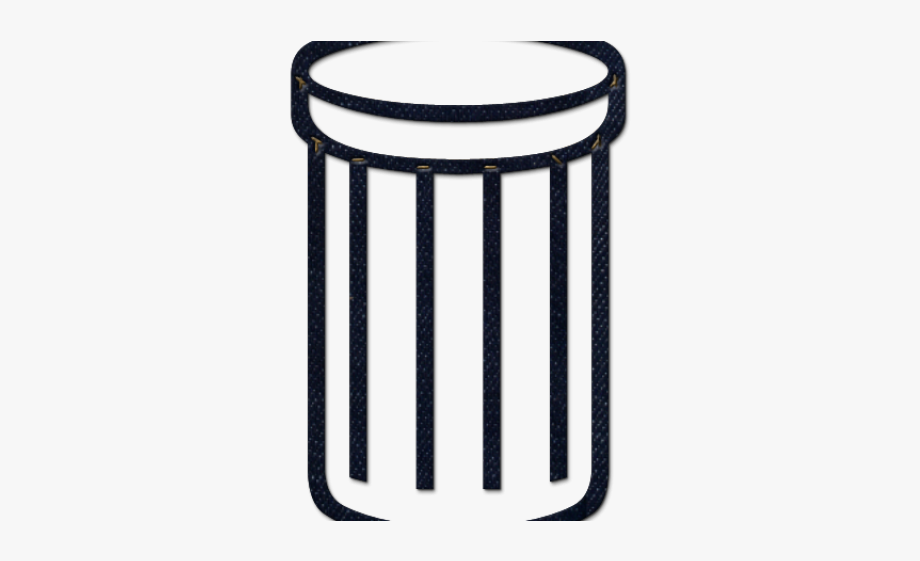 picture library download Trashcan clipart empty. Trash can black and