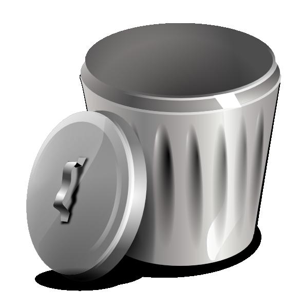 clip art Trash clip art at. Trashcan clipart garbage pail