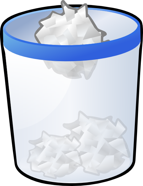 graphic free Trash can clip art. Trashcan clipart garbage pail