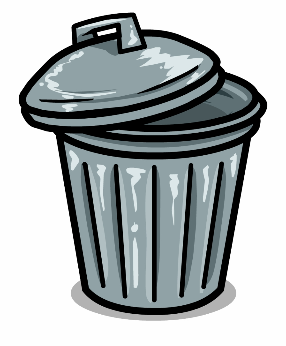 clipart freeuse Trashcan clipart garbage pail. Trash can clip art