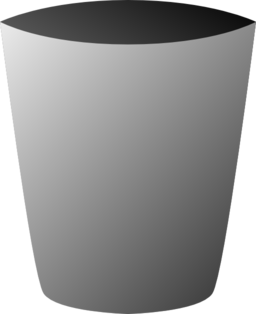 png library download Trash Can Clipart