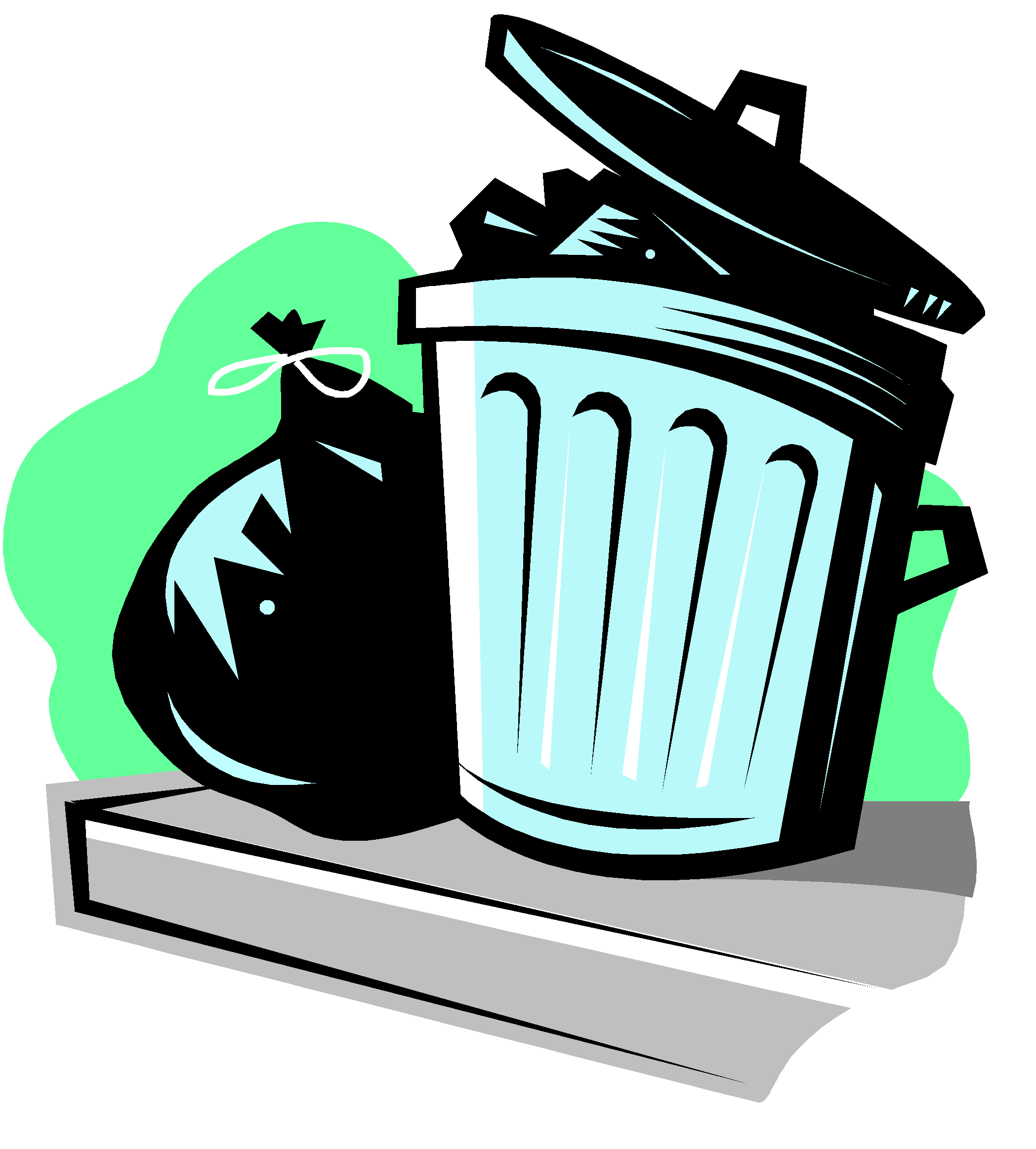 image download Smell garbage transparent free. Trashcan clipart odor