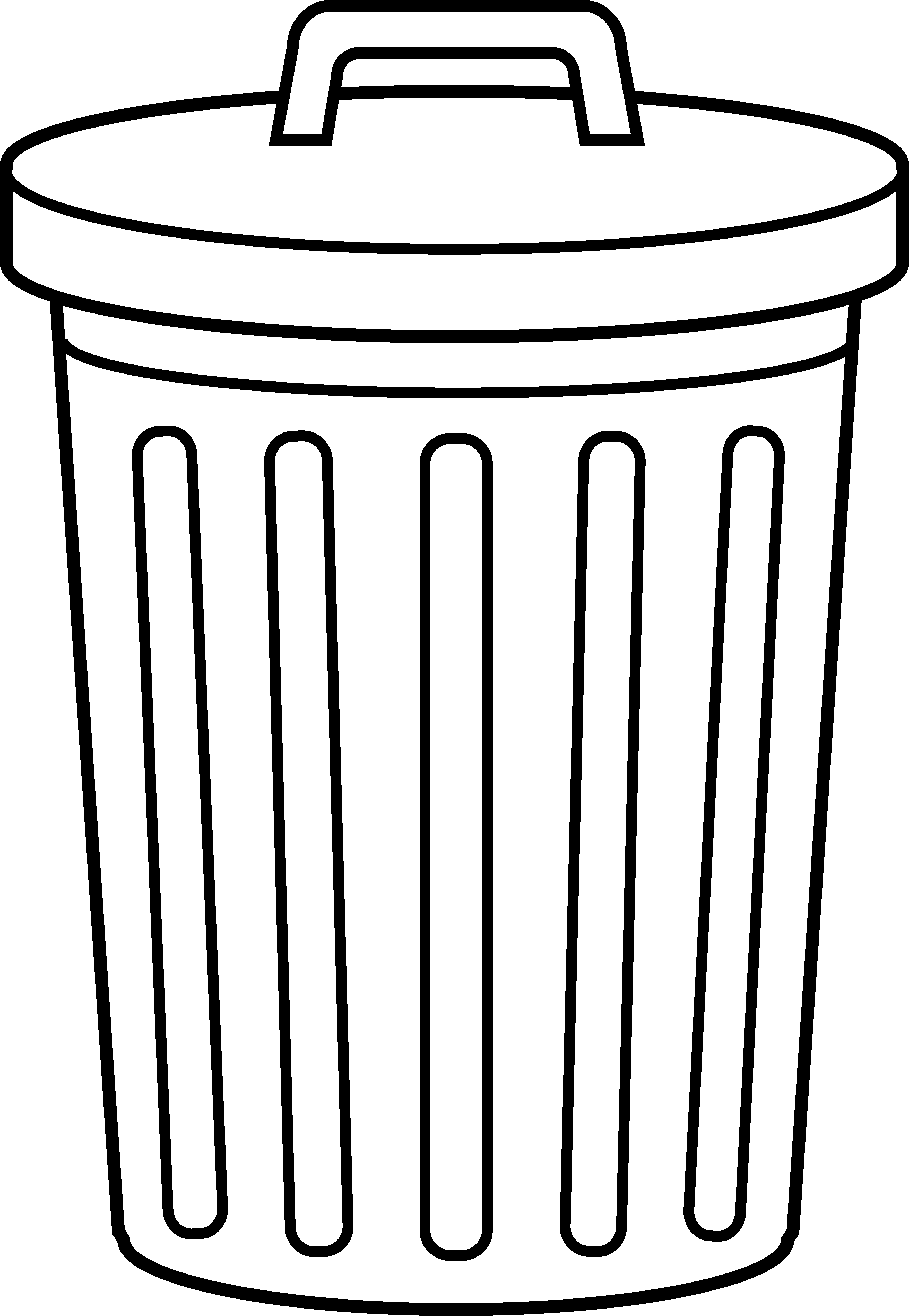 png royalty free stock Desktop backgrounds garbage can. Trashcan clipart odor