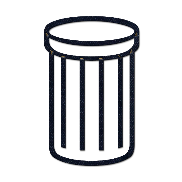 vector free stock Trash can png transparent. Trashcan clipart odor