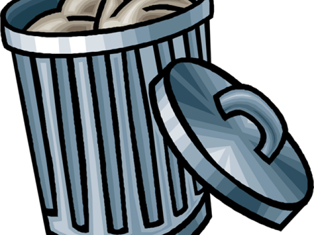 svg transparent download Trash can pile rubbish. Trashcan clipart odor.