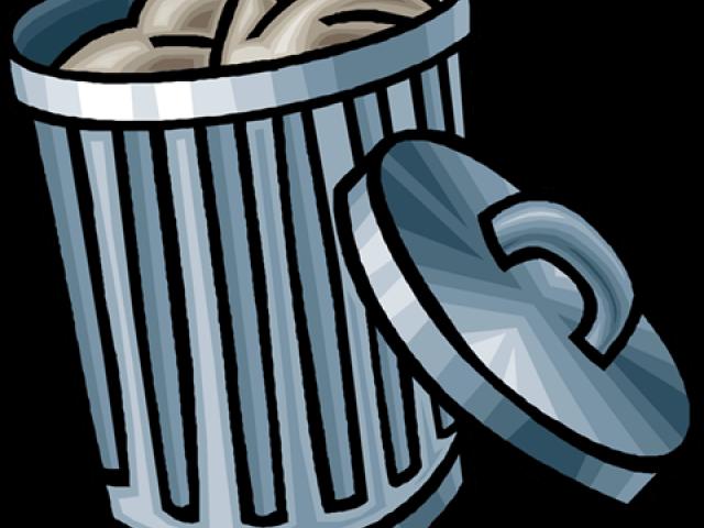 svg transparent download Trash can pile rubbish. Trashcan clipart odor