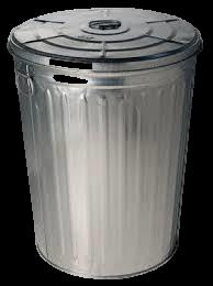 svg freeuse download Trash Can PNG Transparent Images