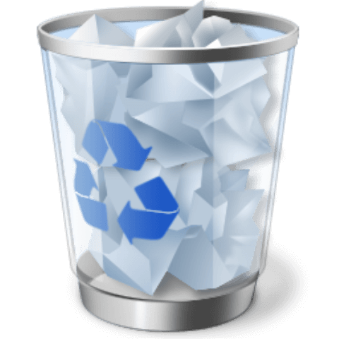 picture black and white download trashcan transparent desktop #117626570
