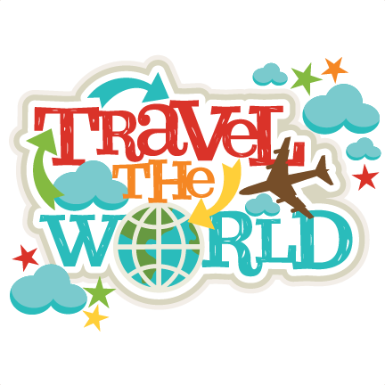clip royalty free library Travel Clipart