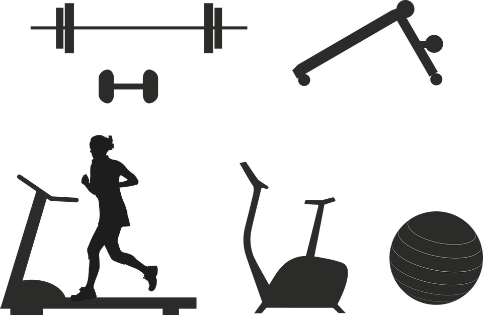 clip download Collection of Exercising Treadmill Cliparts