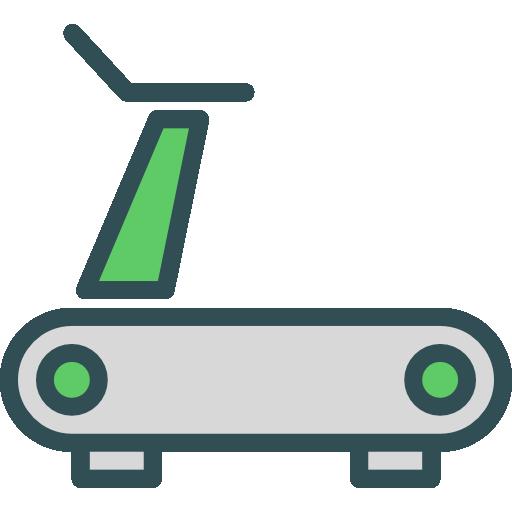 graphic transparent stock Treadmill