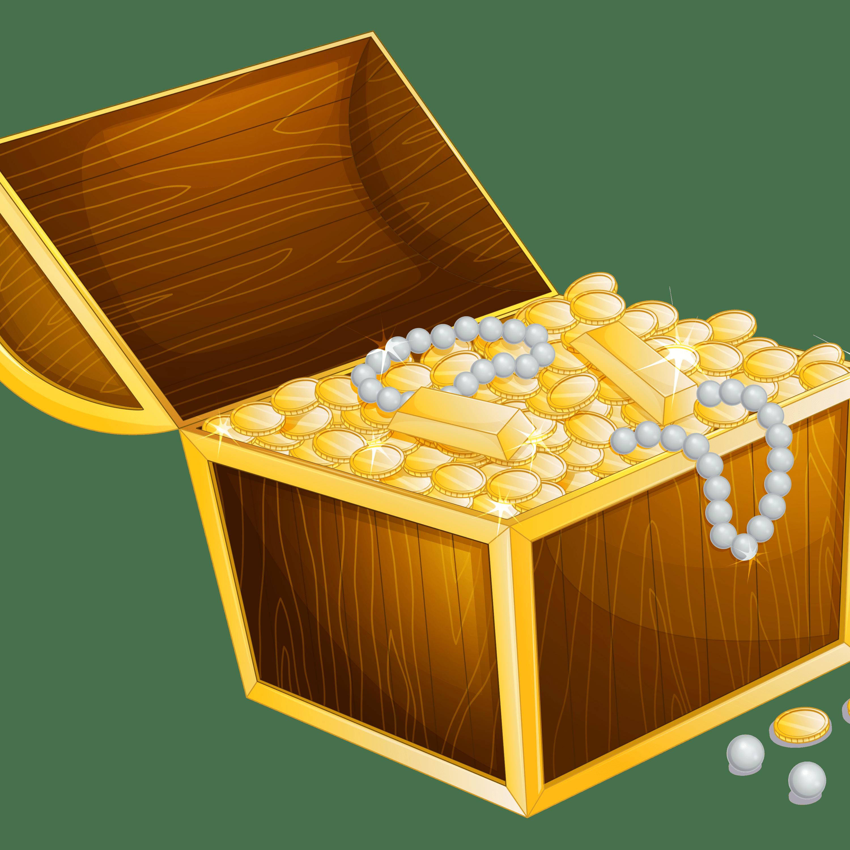 clip library Transparent png stickpng download. Treasure clipart