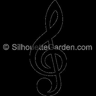 clip art transparent Free download clip art. Treble clef clipart