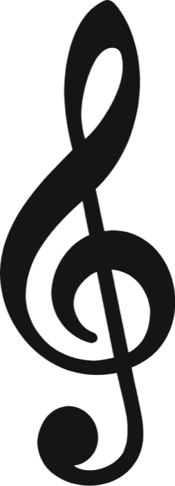 freeuse library Free Music Note Clipart
