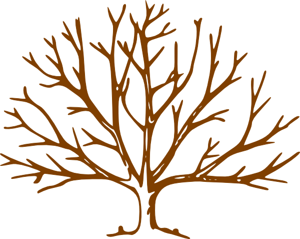 jpg library download Clip Art Tree No Leaves