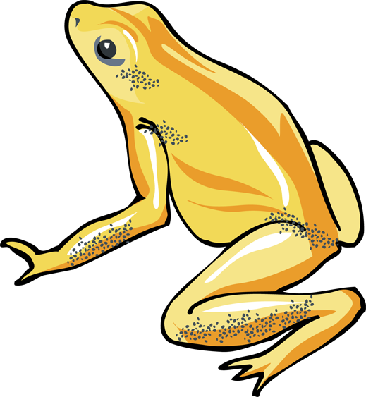 image royalty free library Tree Frog Clip Art