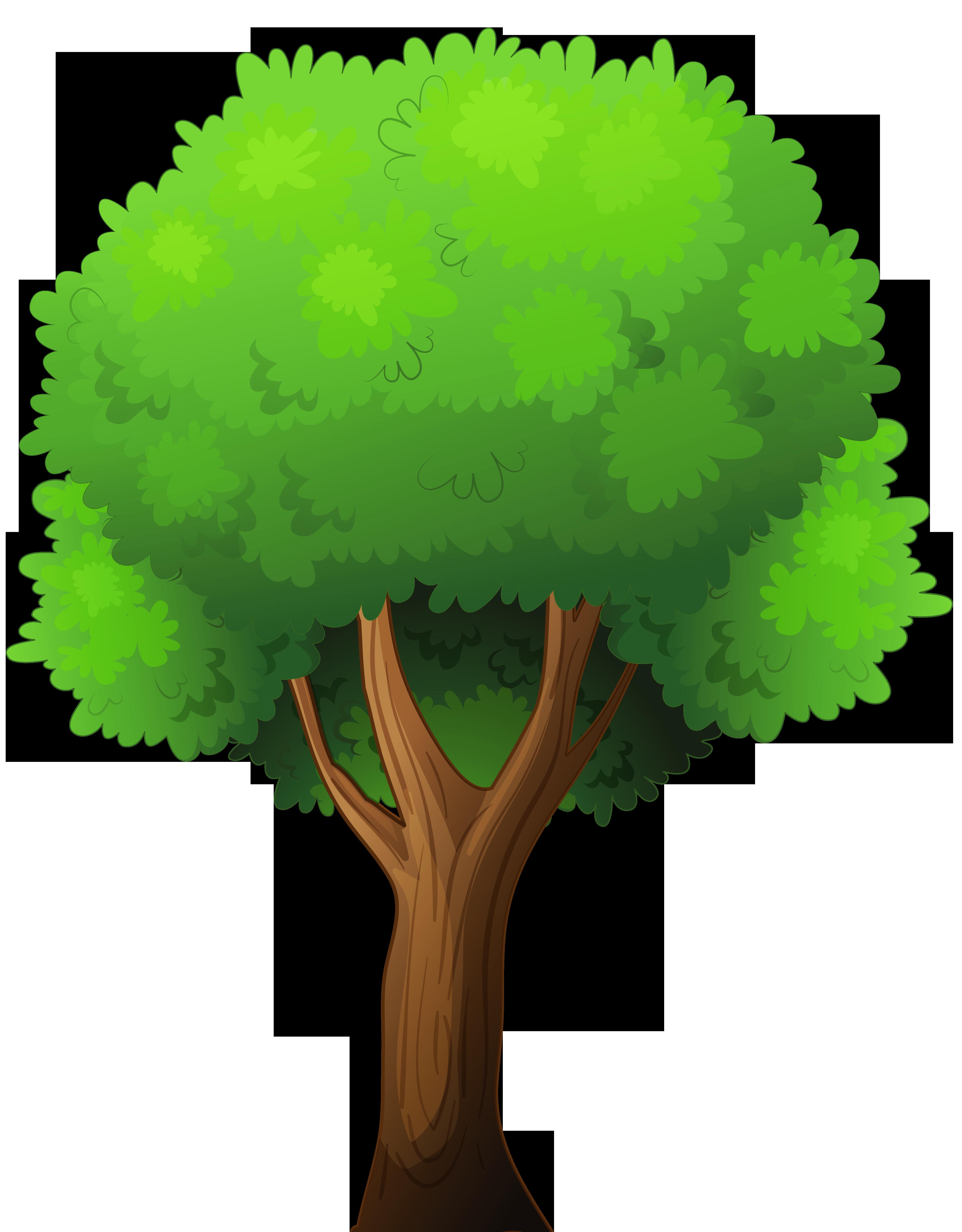 clip transparent Trees clipart. Tree png clip art