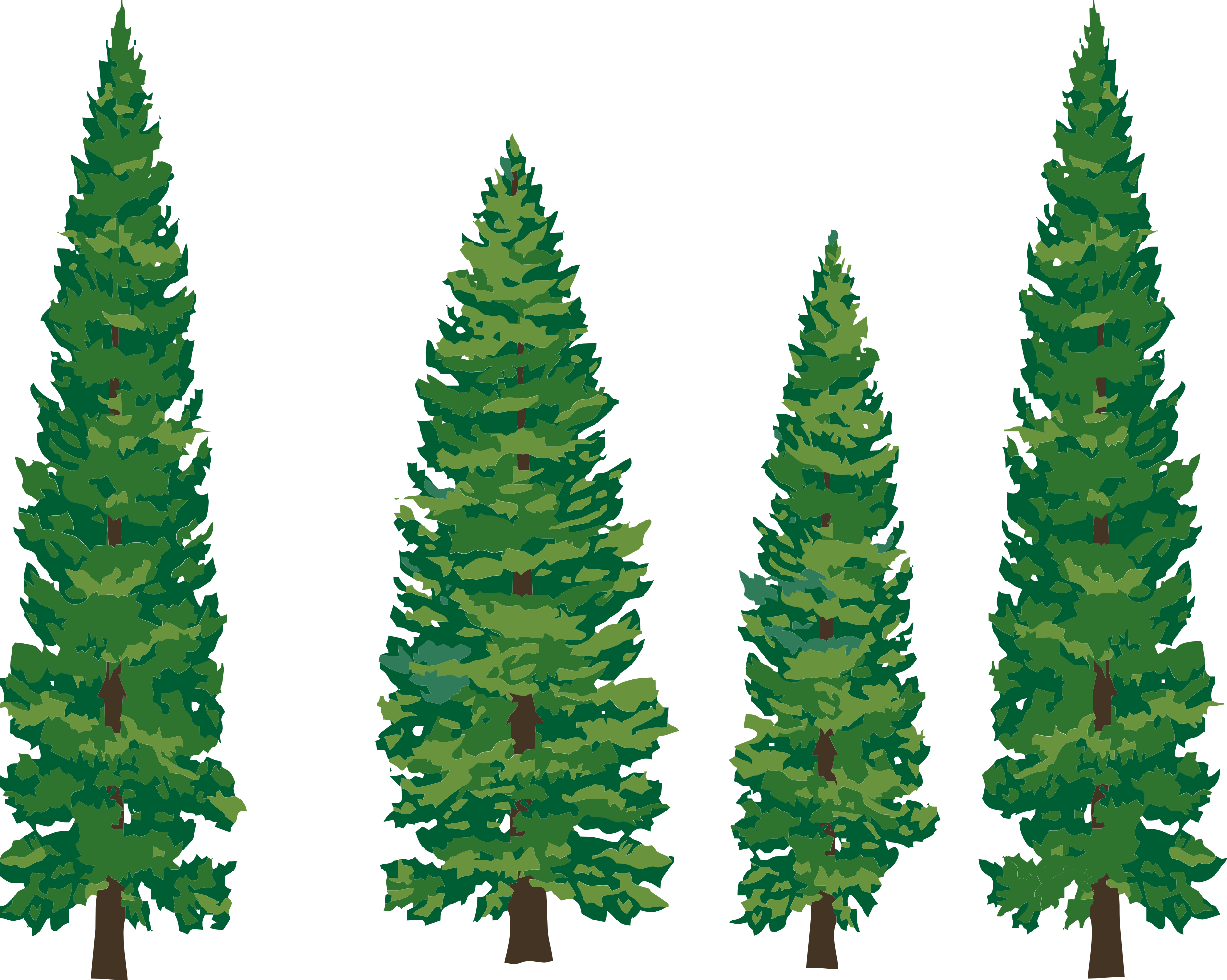 picture free library Trees clipart. Clip art pine blog