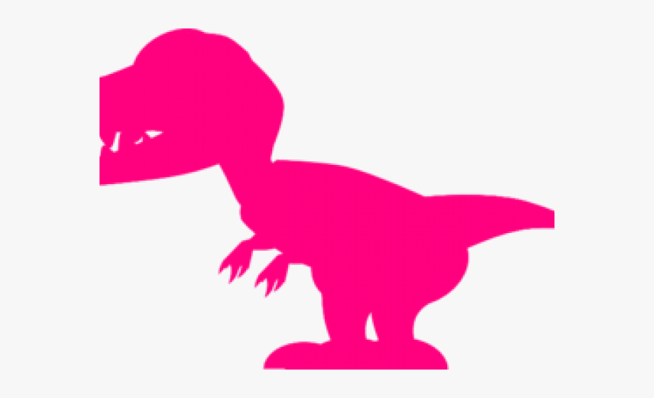png black and white Trex clipart pink. Wallpaper blink baby t