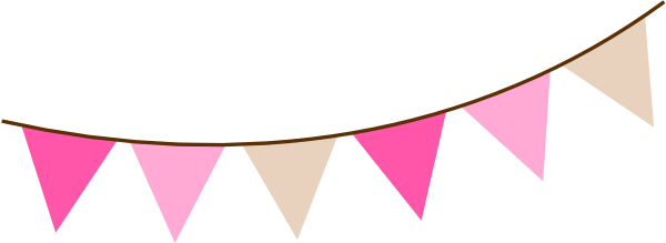 black and white download Banner png angled pink. Banners transparent triangle