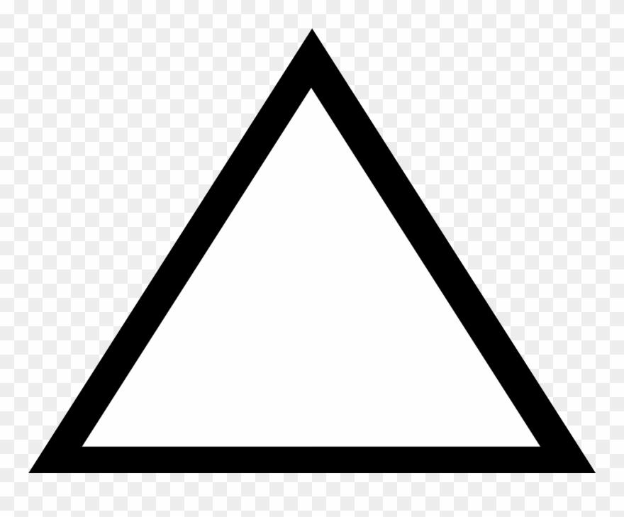 clip art transparent download Triangle clipart. Png download pinclipart