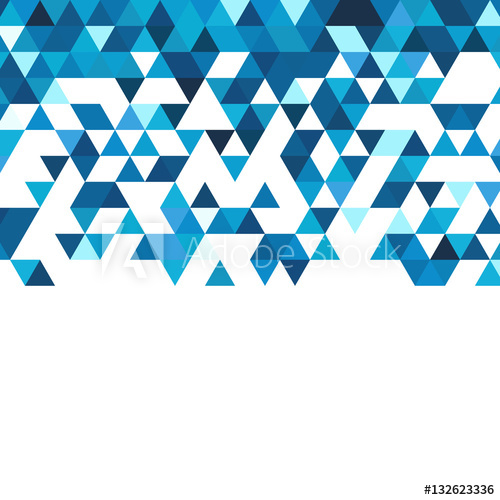 svg royalty free stock Abstract geometric background with. Triangles vector
